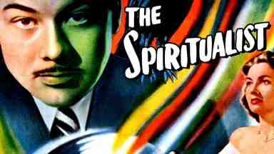 The Spiritualist AKA The Amazing Mister X